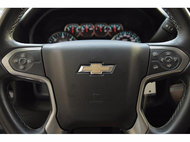 2018 Chevrolet Silverado 1500 Crew Cab 4x4, Pickup #T25160 - photo 25