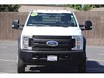 2017 Ford F-550 Regular Cab DRW 4x2, Platform Body #T25189 - photo 4