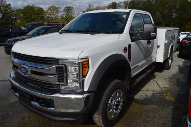 2017 F-450 Super Cab DRW 4x4,  Service Body #N5590 - photo 2
