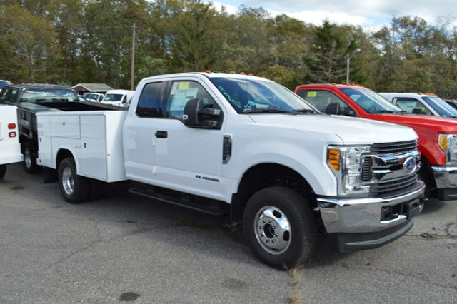 2017 F-350 Super Cab DRW 4x4, Service Body #N5595 - photo 1