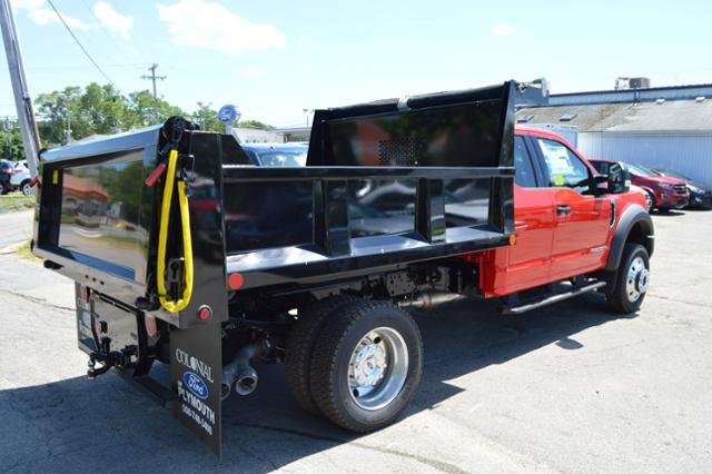 2017 F-550 Super Cab DRW 4x4, Dump Body #N5722 - photo 2