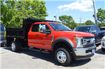 2017 F-550 Super Cab DRW 4x4, Dump Body #N5722 - photo 1