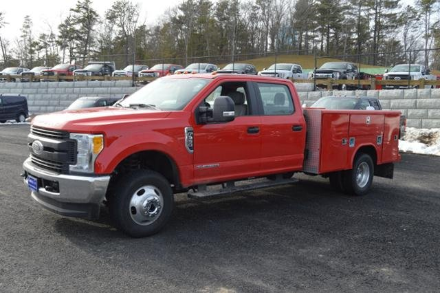 2017 F-350 Crew Cab DRW 4x4, Service Body #N5923 - photo 3