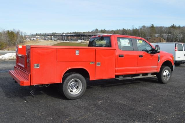 2017 F-350 Crew Cab DRW 4x4, Service Body #N5923 - photo 2