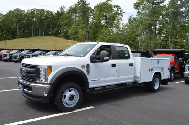 2017 F-550 Crew Cab DRW 4x4,  Cab Chassis #N5929 - photo 4