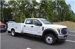 2017 F-550 Crew Cab DRW 4x4,  Cab Chassis #N5929 - photo 1