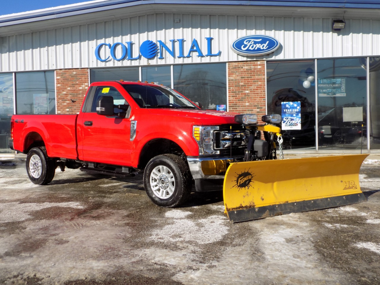 2017 F-250 Regular Cab 4x4, Pickup #N6007 - photo 3