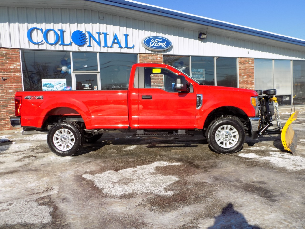 2017 F-250 Regular Cab 4x4, Pickup #N6007 - photo 24