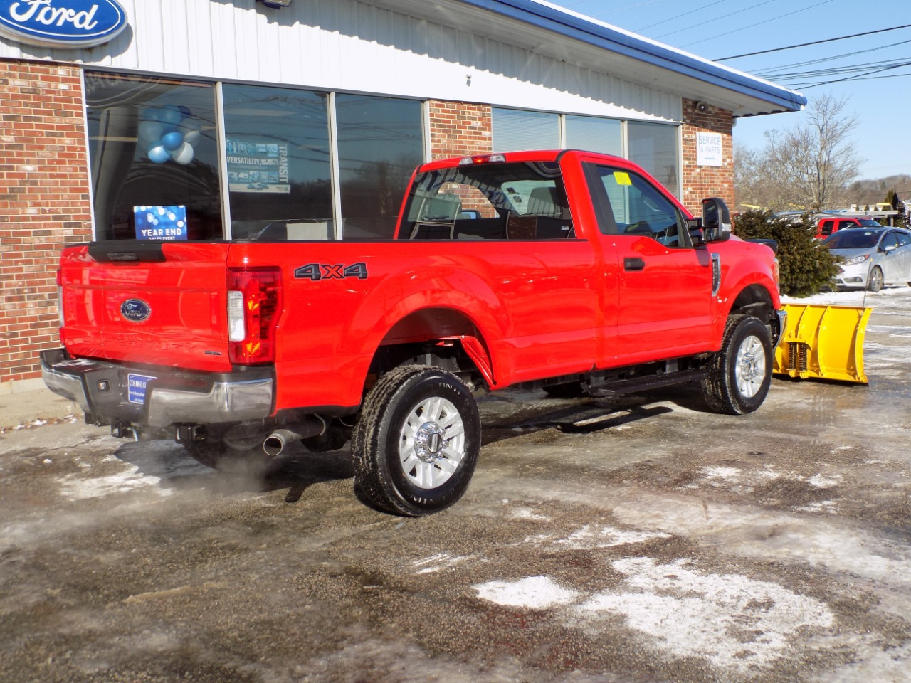 2017 F-250 Regular Cab 4x4, Pickup #N6007 - photo 4
