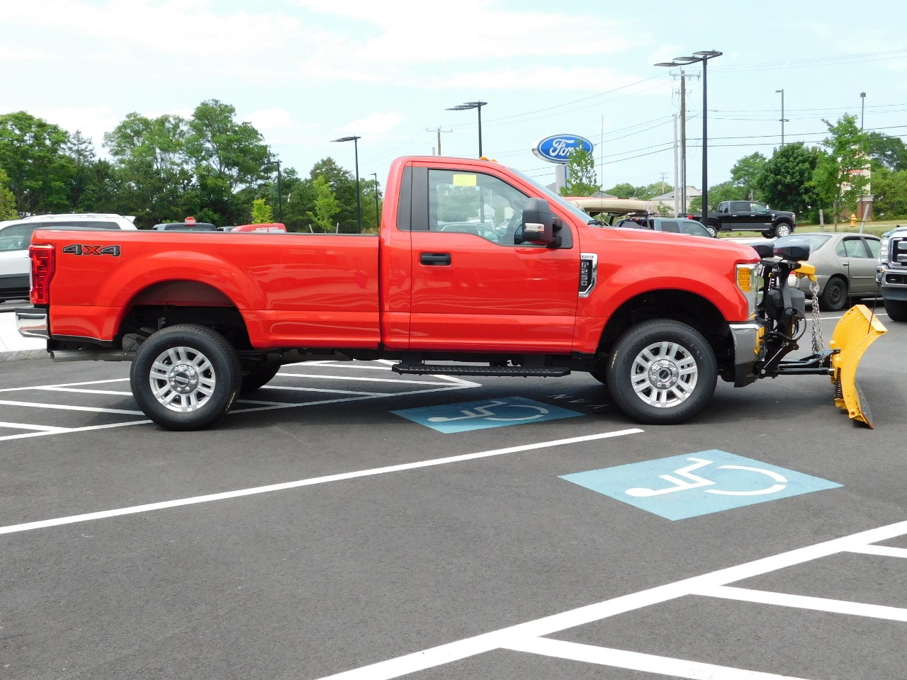 2017 F-250 Regular Cab 4x4,  Pickup #N6007 - photo 19