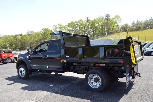 2017 F-550 Super Cab DRW 4x4, Dump Body #N6086 - photo 2