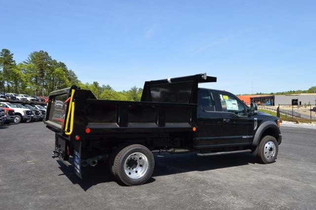 2017 F-550 Super Cab DRW 4x4, Dump Body #N6086 - photo 3