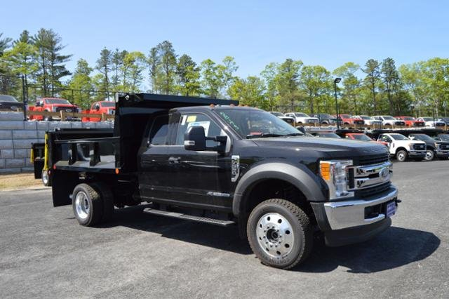 2017 F-550 Super Cab DRW 4x4, Dump Body #N6086 - photo 4
