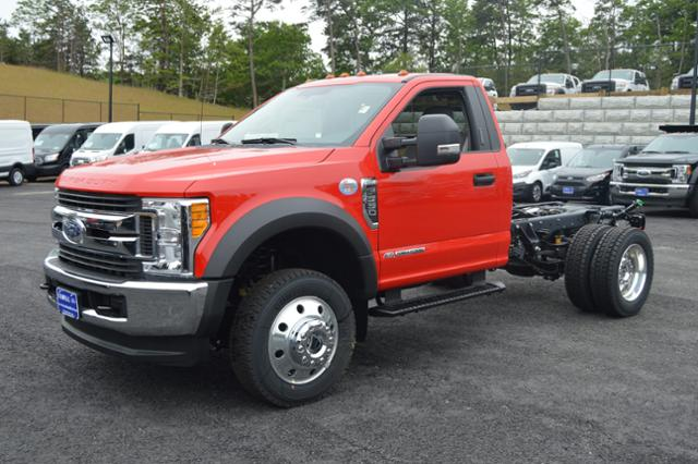 2017 F-550 Regular Cab DRW 4x4,  Cab Chassis #N6205 - photo 3