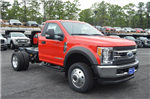 2017 F-550 Regular Cab DRW 4x4,  Cab Chassis #N6205 - photo 1