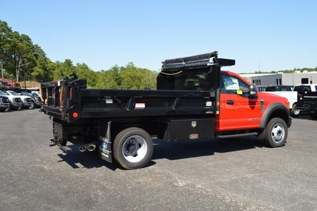 2017 F-550 Regular Cab DRW 4x4, Dump Body #N6337 - photo 2