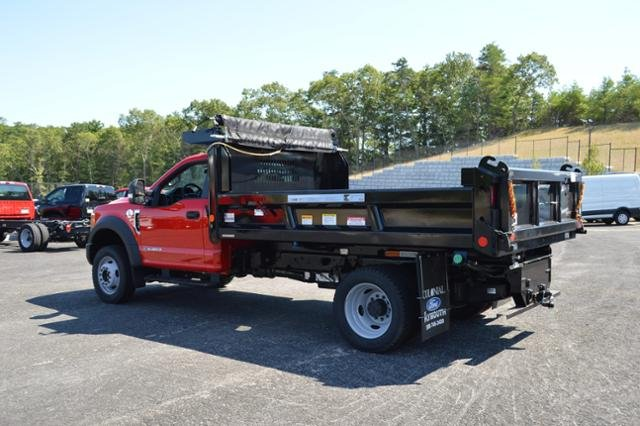 2017 F-550 Regular Cab DRW 4x4, Dump Body #N6337 - photo 3
