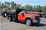 2017 F-550 Regular Cab DRW 4x4, Dump Body #N6337 - photo 1