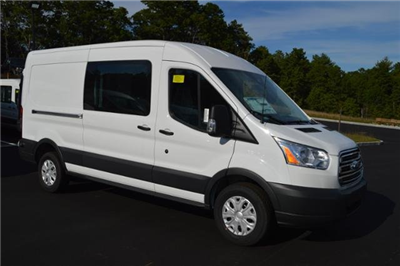 2017 Transit 250 Med Roof, Cargo Van #N6384 - photo 1