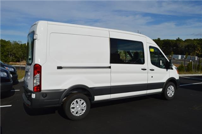 2017 Transit 250 Med Roof, Cargo Van #N6384 - photo 3
