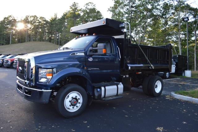 2017 F-650 Regular Cab,  Dump Body #N6487 - photo 5