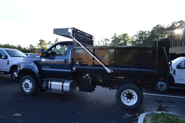 2017 F-650 Regular Cab, Dump Body #N6487 - photo 4
