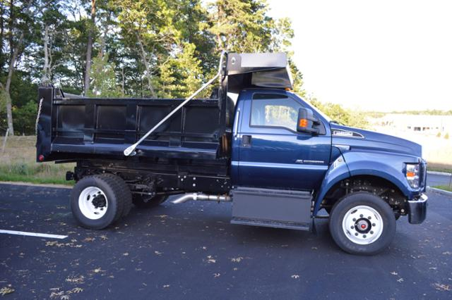 2017 F-650 Regular Cab,  Dump Body #N6487 - photo 3