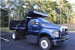 2017 F-650 Regular Cab,  Dump Body #N6487 - photo 1