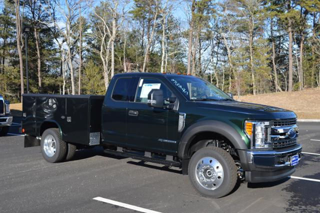 2017 F-450 Super Cab DRW 4x4,  Reading Service Body #N6548 - photo 3