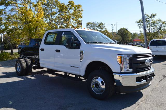 2017 F-350 Crew Cab DRW 4x4,  Cab Chassis #N6627 - photo 3