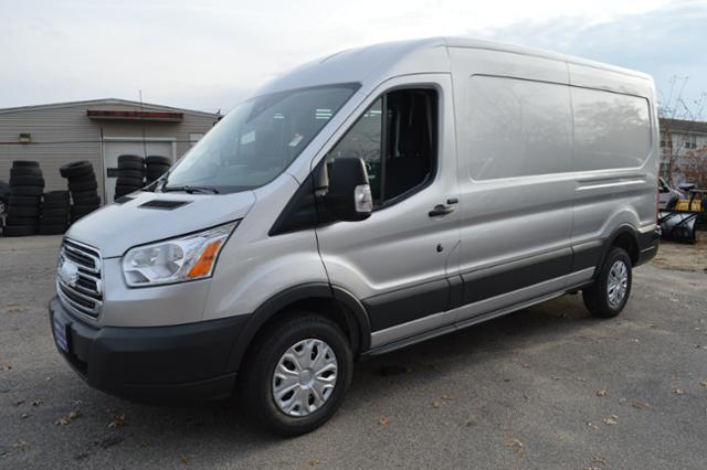2018 Transit 250 Med Roof 4x2,  Empty Cargo Van #N6738 - photo 5