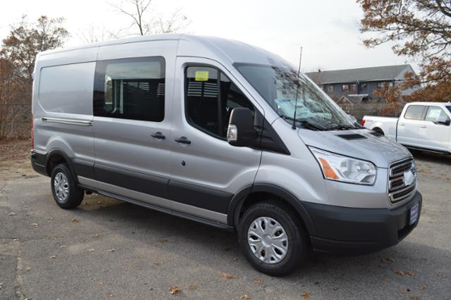 2018 Transit 250 Med Roof 4x2,  Empty Cargo Van #N6738 - photo 3