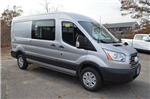 2018 Transit 250 Med Roof 4x2,  Empty Cargo Van #N6738 - photo 1