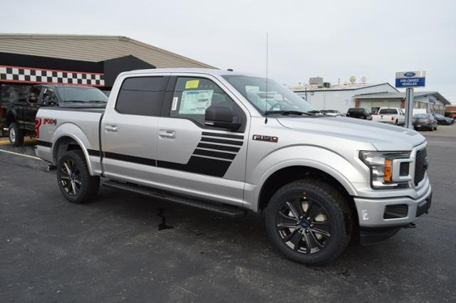 2018 F-150 SuperCrew Cab 4x4, Pickup #N6744 - photo 1