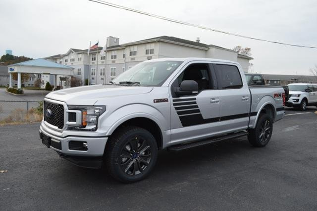 2018 F-150 SuperCrew Cab 4x4, Pickup #N6744 - photo 4