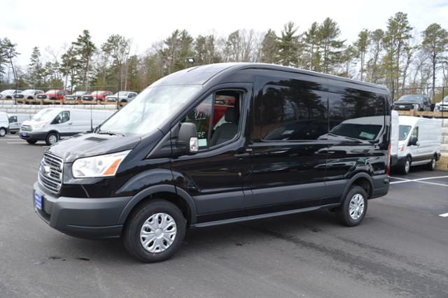 2018 Transit 250 Med Roof 4x2,  Empty Cargo Van #N6750 - photo 4