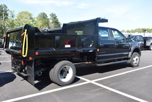 2017 F-550 Crew Cab DRW 4x4,  Dump Body #N6754 - photo 4