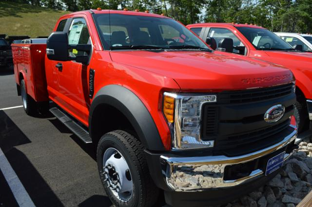 2017 F-450 Super Cab DRW 4x4,  Reading Service Body #N6757 - photo 3