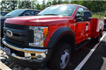2017 F-450 Super Cab DRW 4x4,  Reading Service Body #N6757 - photo 1