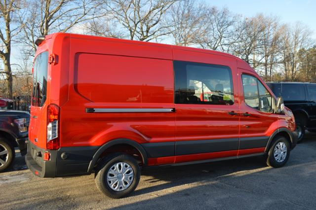 2018 Transit 250 Med Roof 4x2,  Empty Cargo Van #N6764 - photo 3