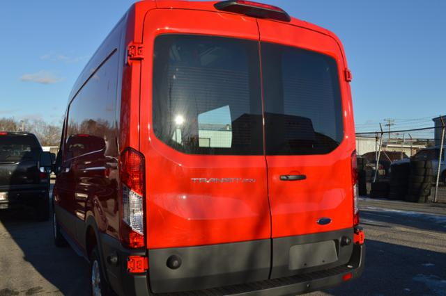 2018 Transit 250 Med Roof 4x2,  Empty Cargo Van #N6764 - photo 4