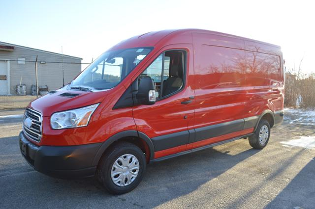 2018 Transit 250 Med Roof 4x2,  Empty Cargo Van #N6764 - photo 5