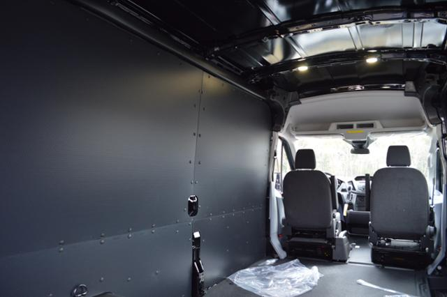 2018 Transit 250 Med Roof 4x2,  Empty Cargo Van #N6765 - photo 2