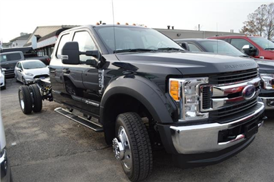 2017 F-450 Super Cab DRW 4x4, Cab Chassis #N6777 - photo 1