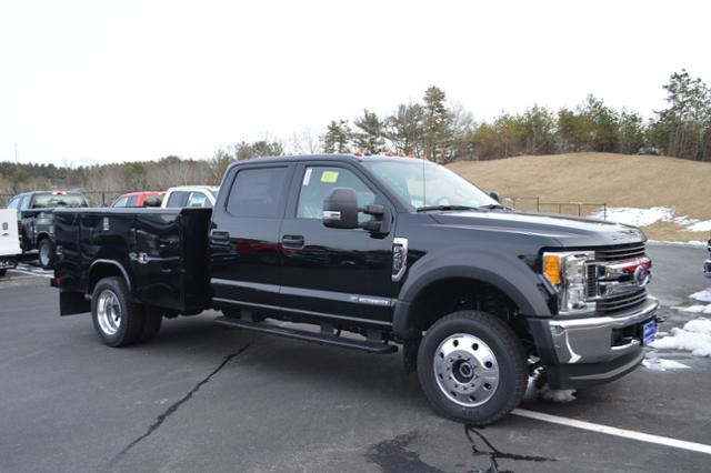 2017 F-450 Crew Cab DRW 4x4, Service Body #N6785 - photo 3