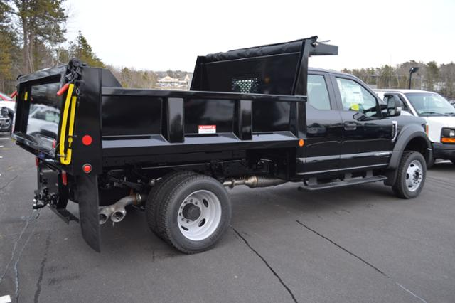 2017 F-550 Super Cab DRW 4x4,  Dump Body #N6791 - photo 2