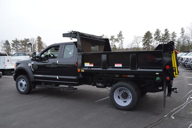 2017 F-550 Super Cab DRW 4x4,  Dump Body #N6791 - photo 3