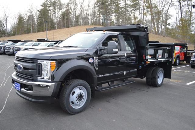 2017 F-550 Super Cab DRW 4x4,  Dump Body #N6791 - photo 4