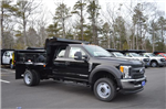 2017 F-550 Super Cab DRW 4x4,  Dump Body #N6791 - photo 1