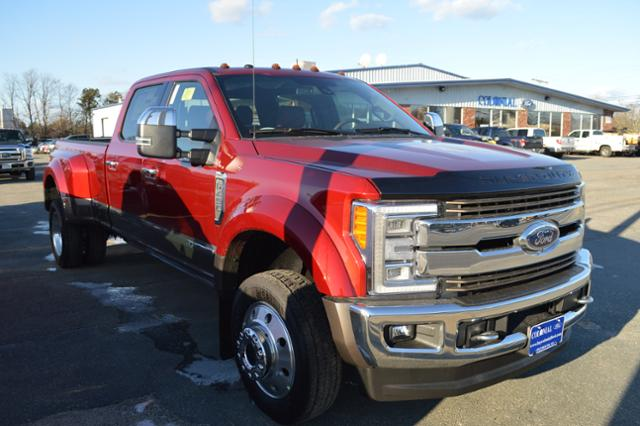 2018 F-450 Crew Cab DRW 4x4, Pickup #N6801 - photo 3